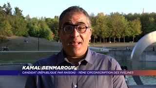 Yvelines | Kamal Benmarouf, candidat de la République par raison dans la 11ème circonscription
