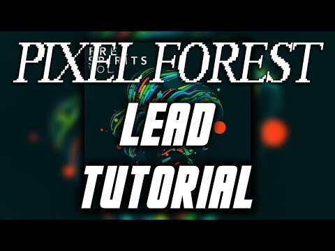 Virtual Riot - Pixel Forest Lead | TUTORIAL