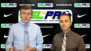 USL PRO Weekend Review -- August 25
