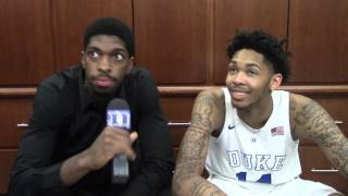 Top Plays: Duke 72, Louisville 65 (2/8/16)