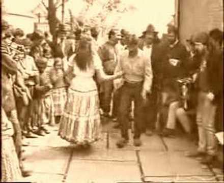 Cigány tánc (Gypsy dance)