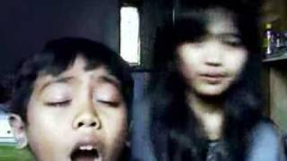 Jangan Memilih Aku - Anang feat Syahrini (Lipsync by Refa & Ririk)