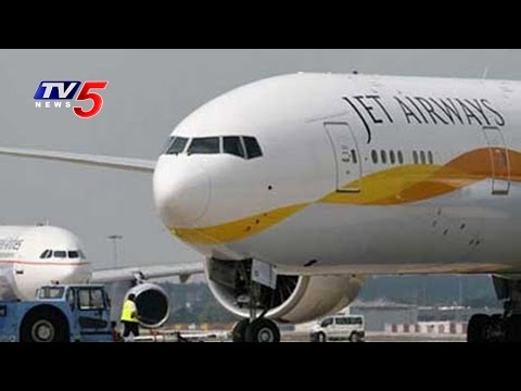 Jet Flight Makes Emergency Landing At Hyderabad Airport, All Passengers Safe | TV5 News