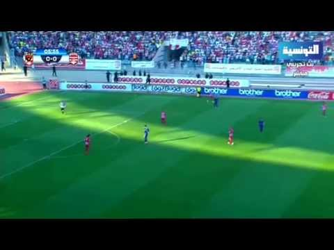 Club Africain | Al Ahly - Rades 07/06/2015 - 1er Mi-temps - Ettounsia Tv
