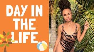 DAY IN THE LIFE... (Beach, Chefette, Tiktok) | ALIKEWETHINK BARBADOS