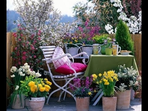 Awesome small balcony decorating ideas to makeover yours 2019 ...