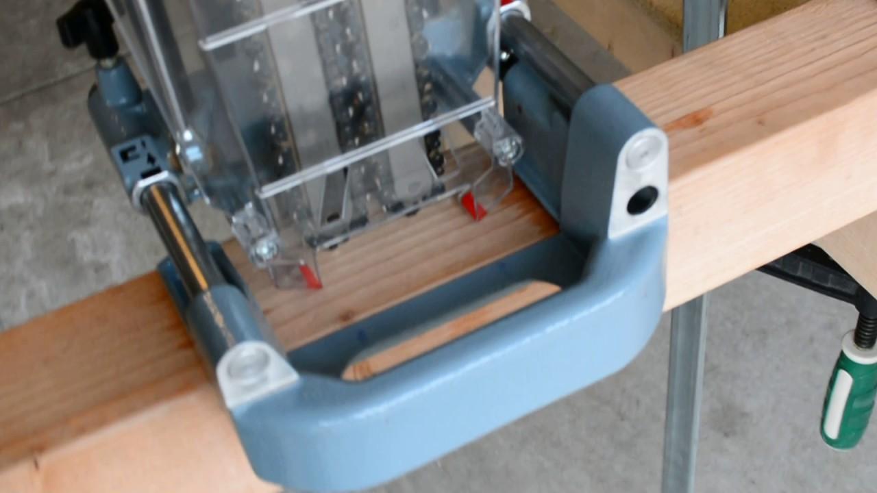 porter cable 513 lock mortiser manual