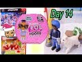 Day 14 ! LOL Surprise - Playmobil - Schleich Animals Christmas Advent Calendar - Cookie Swirl C