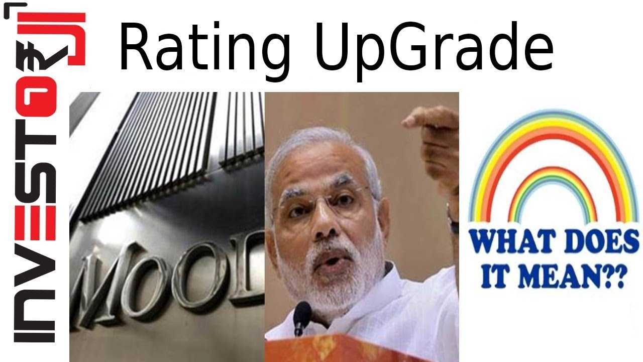 India's Rating Upgrade from Moody's - YouTube