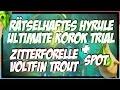 Zelda BOTW : Rätselhaftes Hyrule (Ultimate Korok Trial) Questline