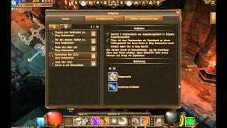 Drakensang Online - Dragan 3.0 - Die Ausgrabungsstätte und Dragan Normal