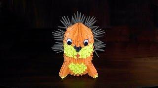 3d Origami Lion Tutorial