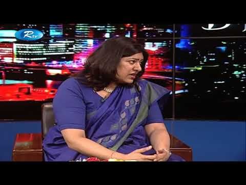 R tv Diplomatic Zone  with Sri Lanka High Commissioner to Bangladesh