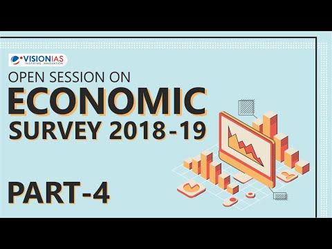 Open Session On Economics Survey 2018-19 | Part 04