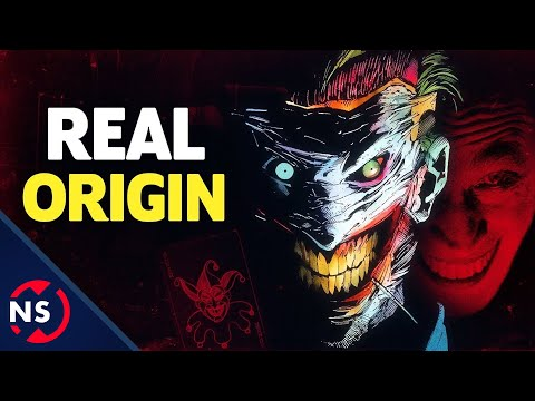 The REAL Origin of JOKER Explained! || NerdSync