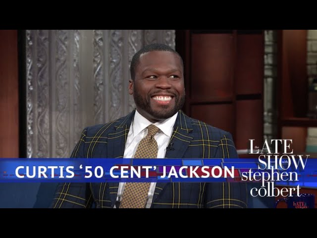 Curtis 50 Cent Jackson Teaches Stephen How To Beef