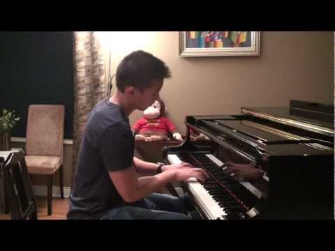 ☺ Payphone - Maroon 5 Feat. Wiz Khalifa Piano Cover - Terry Chen