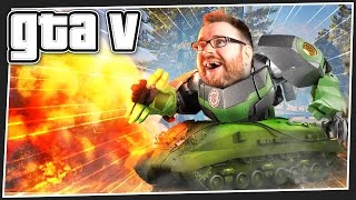 TRANSFORMERS | GTA 5 Online (GTA V Funny Moments)(GTA 5 online funny moments! Today we transform into some crazy vehicles. It's a really awesome gamemode, check it out! || GTA Playlist: ..., 2017-01-12T18:00:03.000Z)