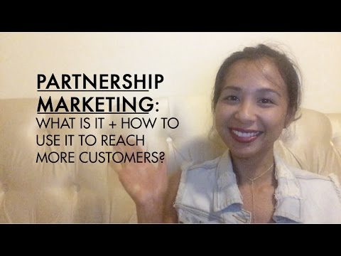 Partnership Marketing: What Is It + How To Use It To Get More Customers