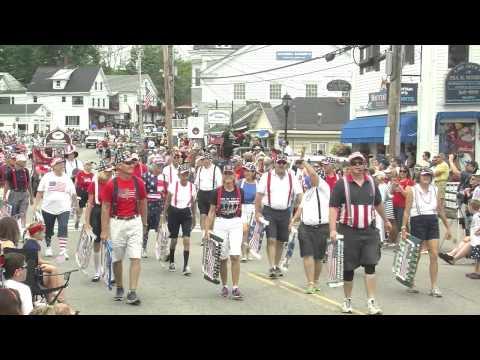 Wolfeboro, NH  4th of July Parade 2015