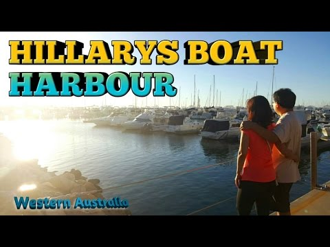 Hillarys, WA | Hillarys Boat Harbour - Sorrento Quay Boardwalk
