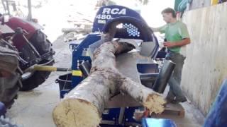 Combiné bois de chauffage TAJFUN RCA 480 JOY