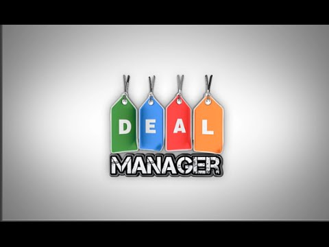 Deal Manager Promo