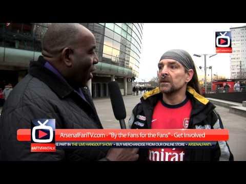Arsenal 4 v Reading 1 - Bully Talk - ArsenalFanTV.com