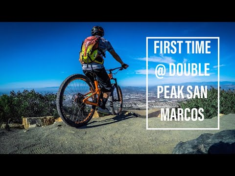 FIRST TIME AT DOUBLE PEAK SAN MARCOS