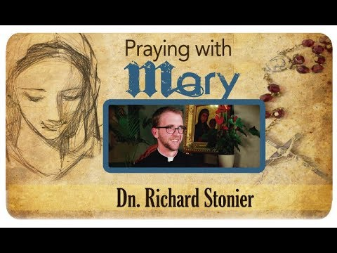 Praying with Mary: Richard Stonier