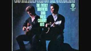 THE EVERLY BROTHERS     Born to Lose