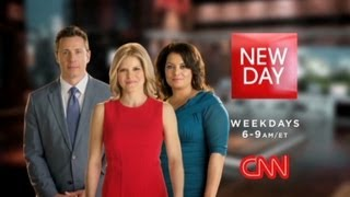 CNN's 'New Day' weekdays 6am - 9am