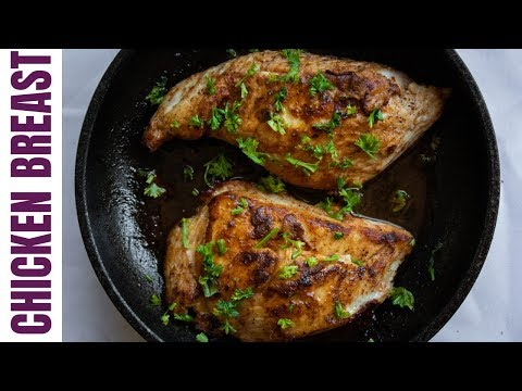 How To Cook Perfect Juicy Chicken Breast Every Time   Jono Ren (Episode 4)