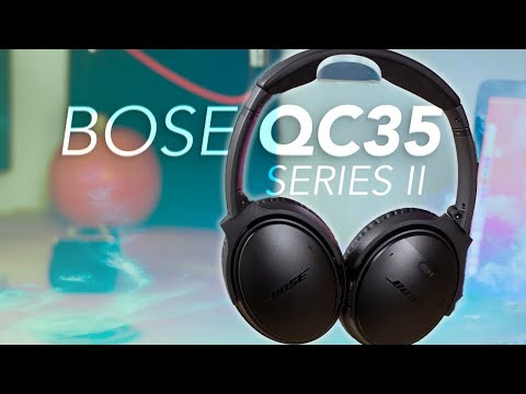 Bose QuietComfort 35 II Review - SoundGuys