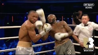 Every knockout and knockdown from the fantastic Ultimate Boxxer III event