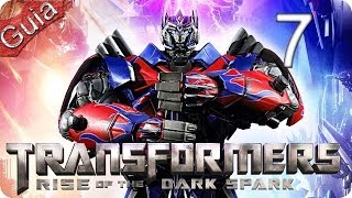 Transformers The Dark Spark Walkthrough Capitulo 6 Español