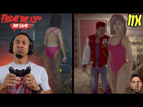 THOT EDITION! Friday the 13th Gameplay #19