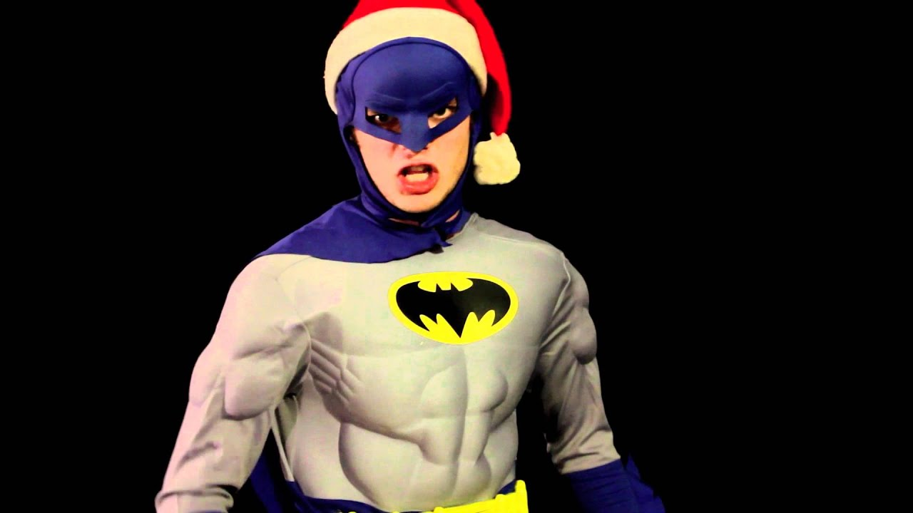Everybody Hates Batman: Batman Is Real, Santa Is Fake