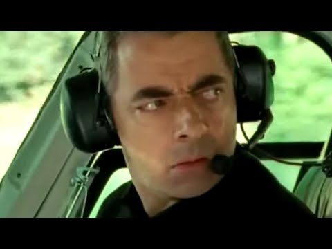 Helicopter Ride | Funny Clip | Johnny English Reborn | Mr Bean Official