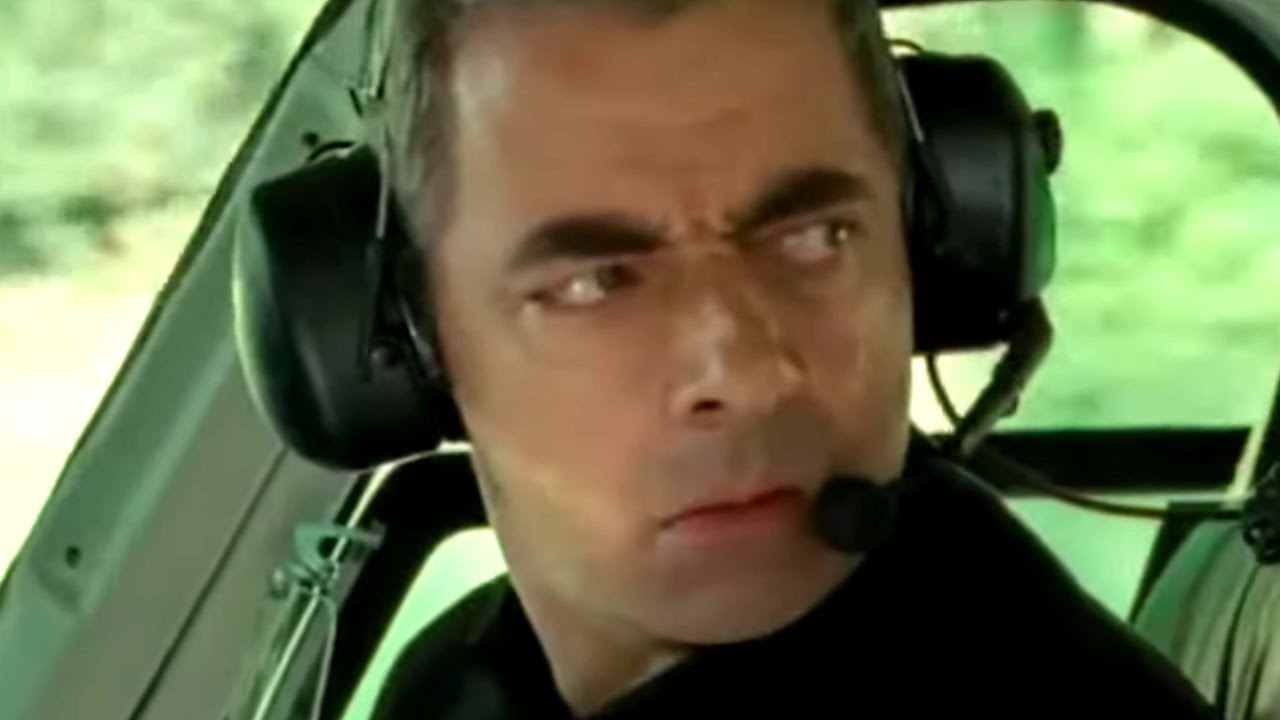 Download Helicopter Ride | Funny Clip | Johnny English Reborn | Mr Bean Official