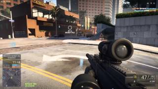 Battlefield HARDLINE BETA (Blood Money Multiplayer) GTX770 4GB