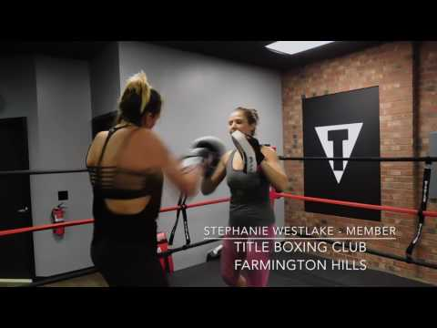 TITLE Boxing Club Success Story - Stephanie