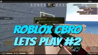 Roblox CBRO Lets Play #2 {Got A New Mic Logitech G230 Gaming Headphones}
