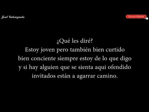 Los Nuevos Ilegales-Dicen De Mi. (2016 CON LETRA)