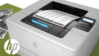 HP LaserJet Pro M402dw | Official First Look | HP