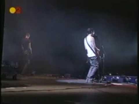 Placebo live - Bionic - Festival de Benicàssim Spain 2000