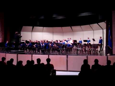 Caprice by William Himes - Traeger Middle School 8th Grade Band