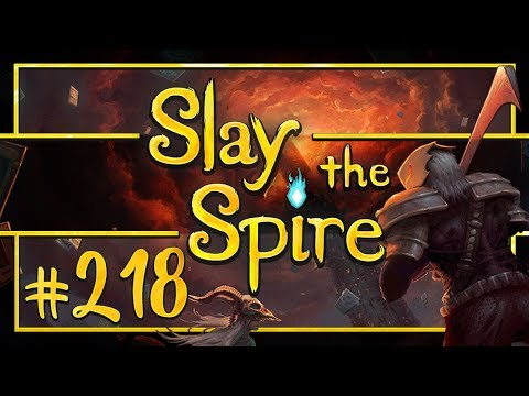 Let's Play Slay the Spire: April 18th 2018 Daily - Episode 218
