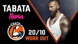 TABATA Song w/ Timer - 4 Min Workout - TABATAMANIA