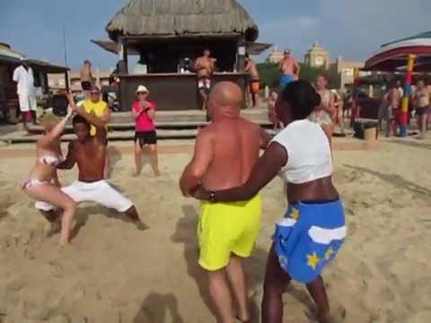 FUNANÁ NA PRAIA - ILHA DO SAL -  CABO VERDE